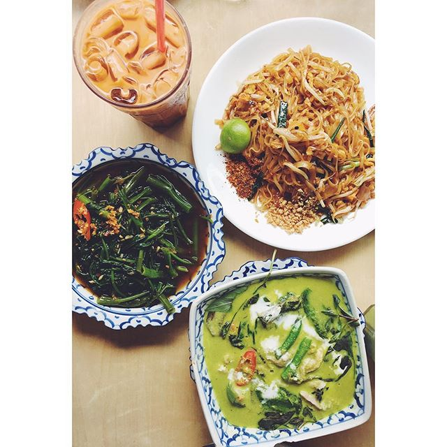 Thai food at the most affordable prices 😋#burpple