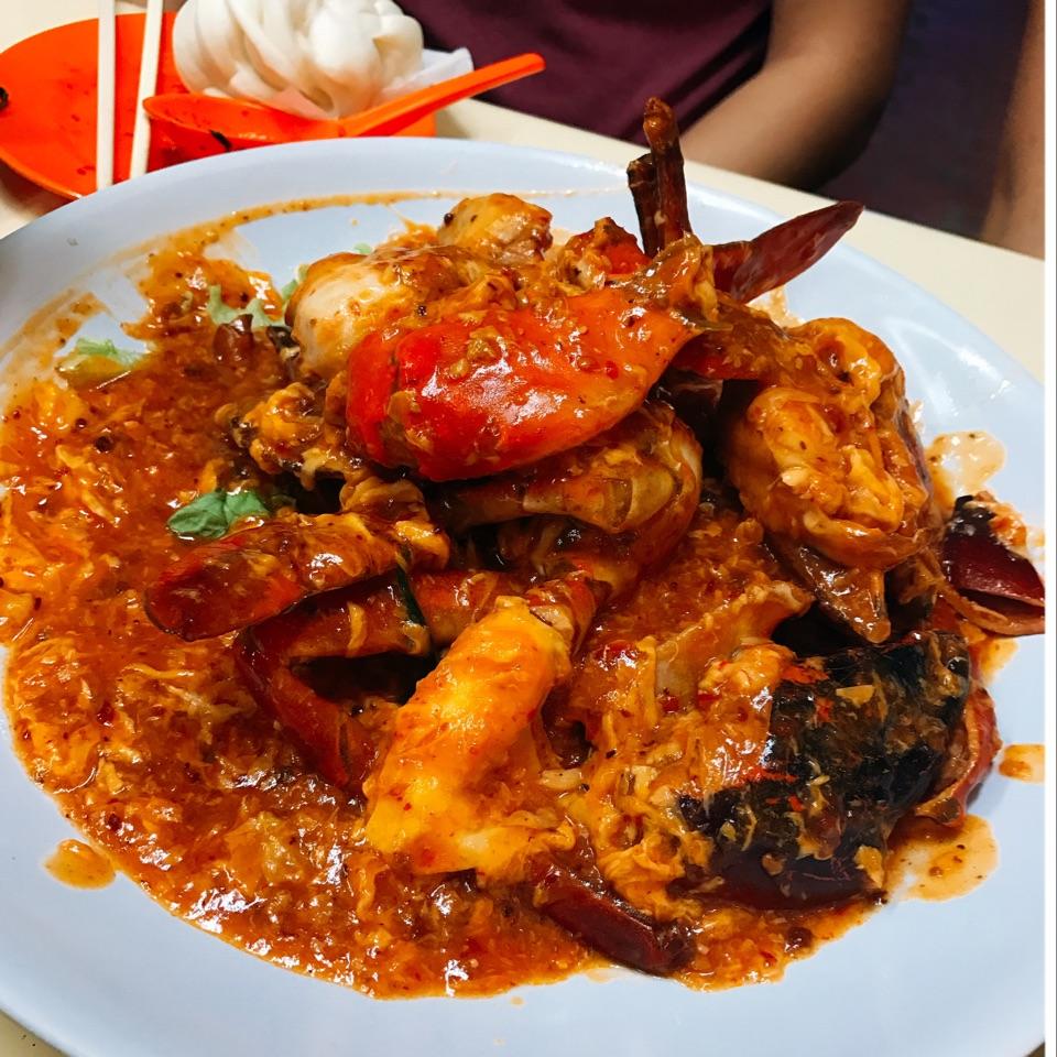 Chilli Crab 🦀