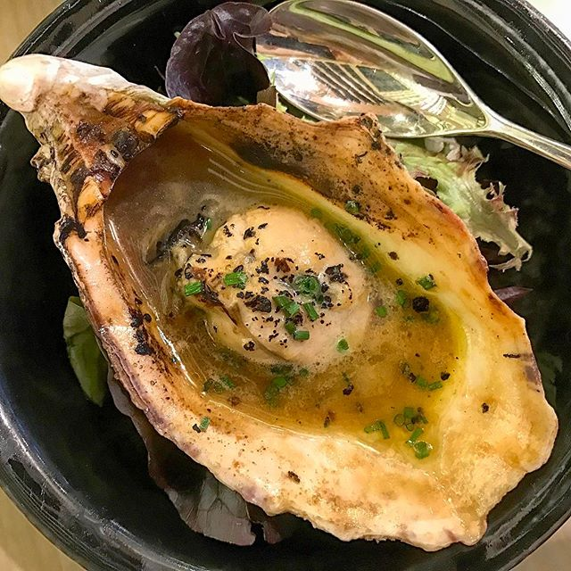 Grilled Oyster!