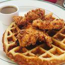Legit buttermilk chicken 🍗 waffle.