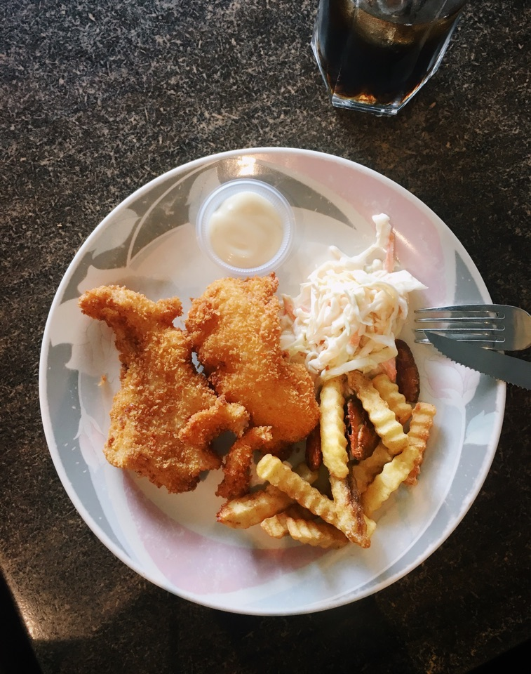 Fried Fish & Chips RM15