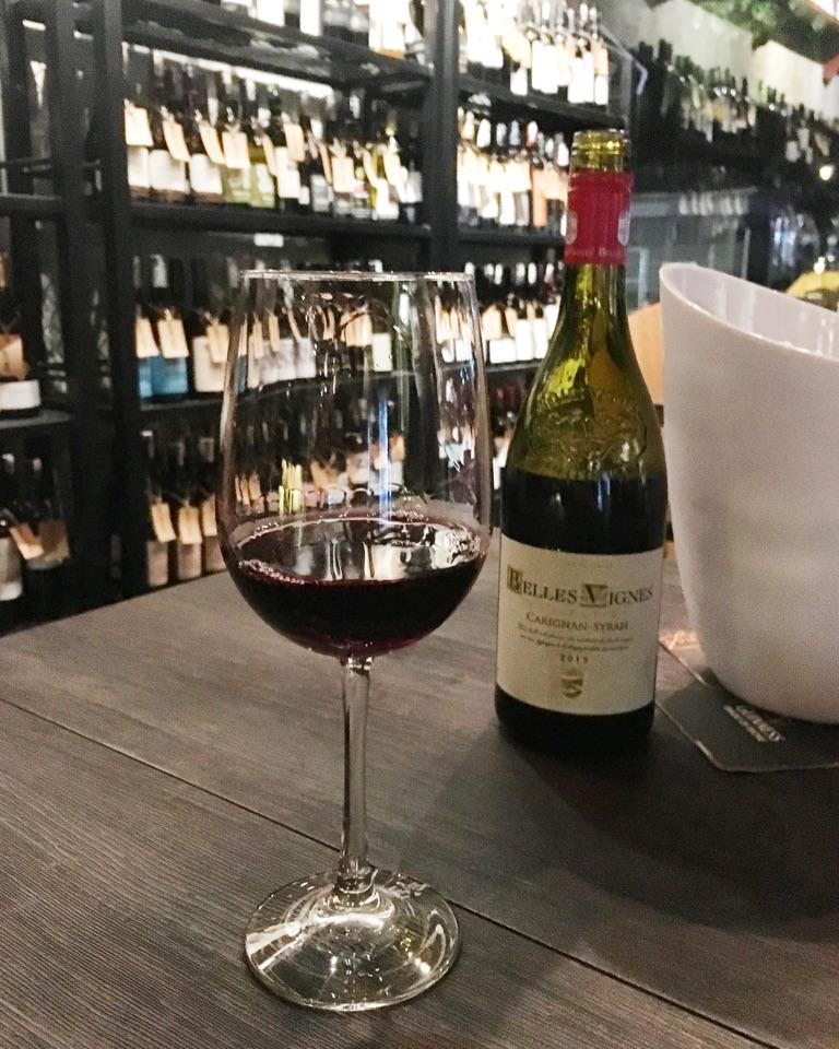 Belles Vignes Carignan-Syrah RM99