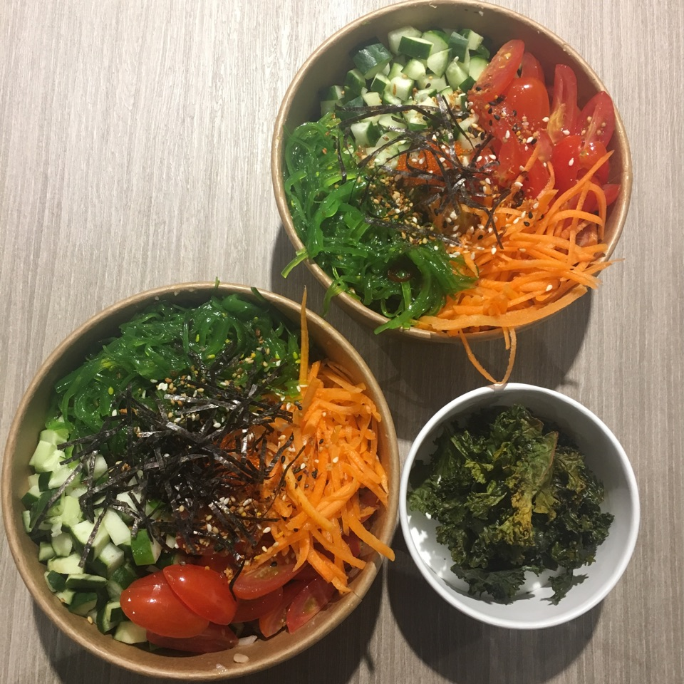Original Shoyu Tuna & Avocado Miso Salmon