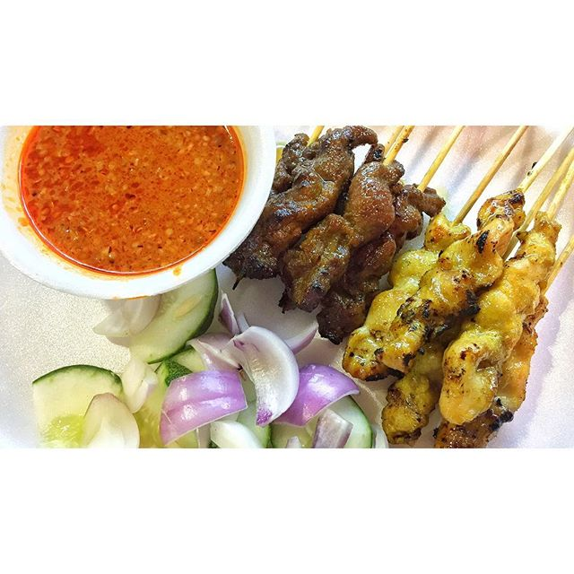 | 🐮 Hungry for Supper? Satay never Disappoints。 ...