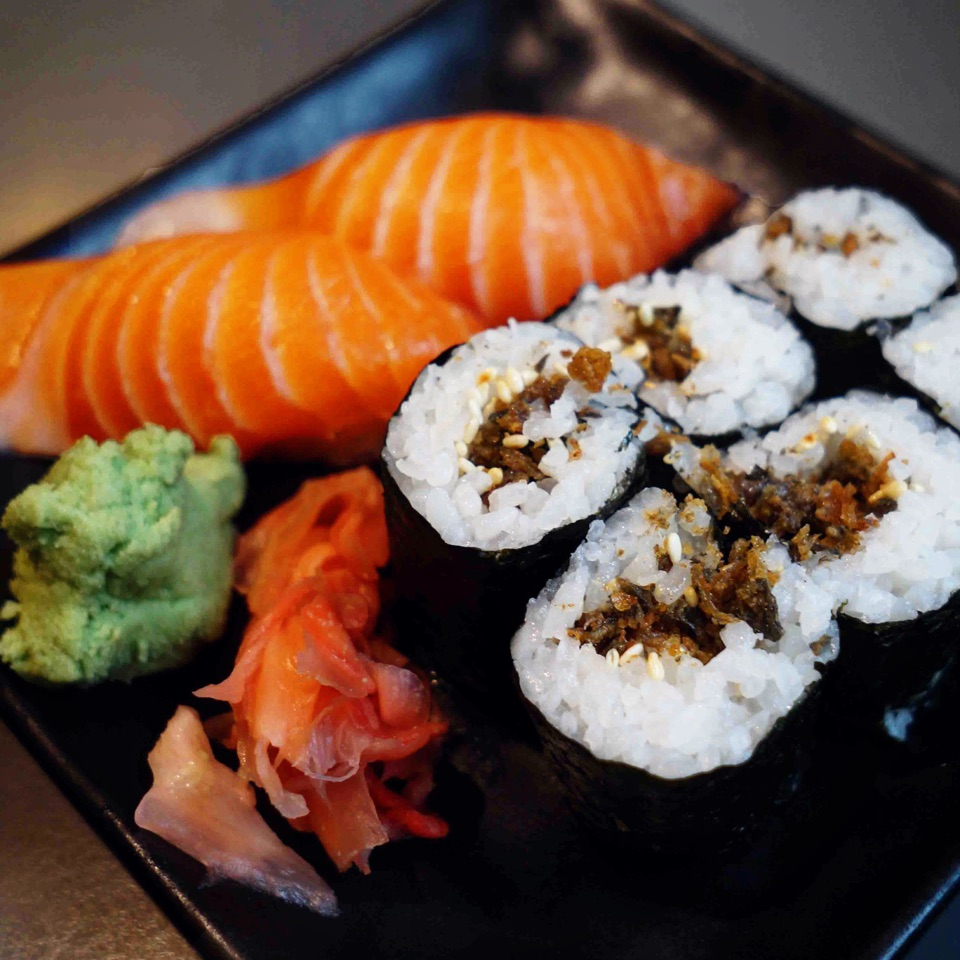 Sushi & Maki 😌