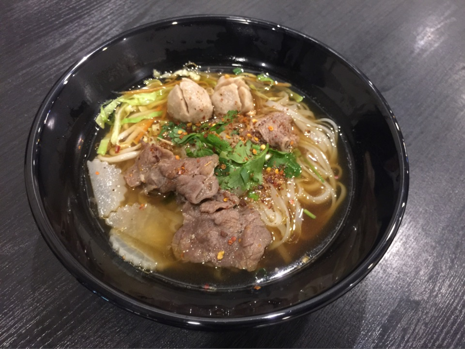 Thai Thai Beef Noodle