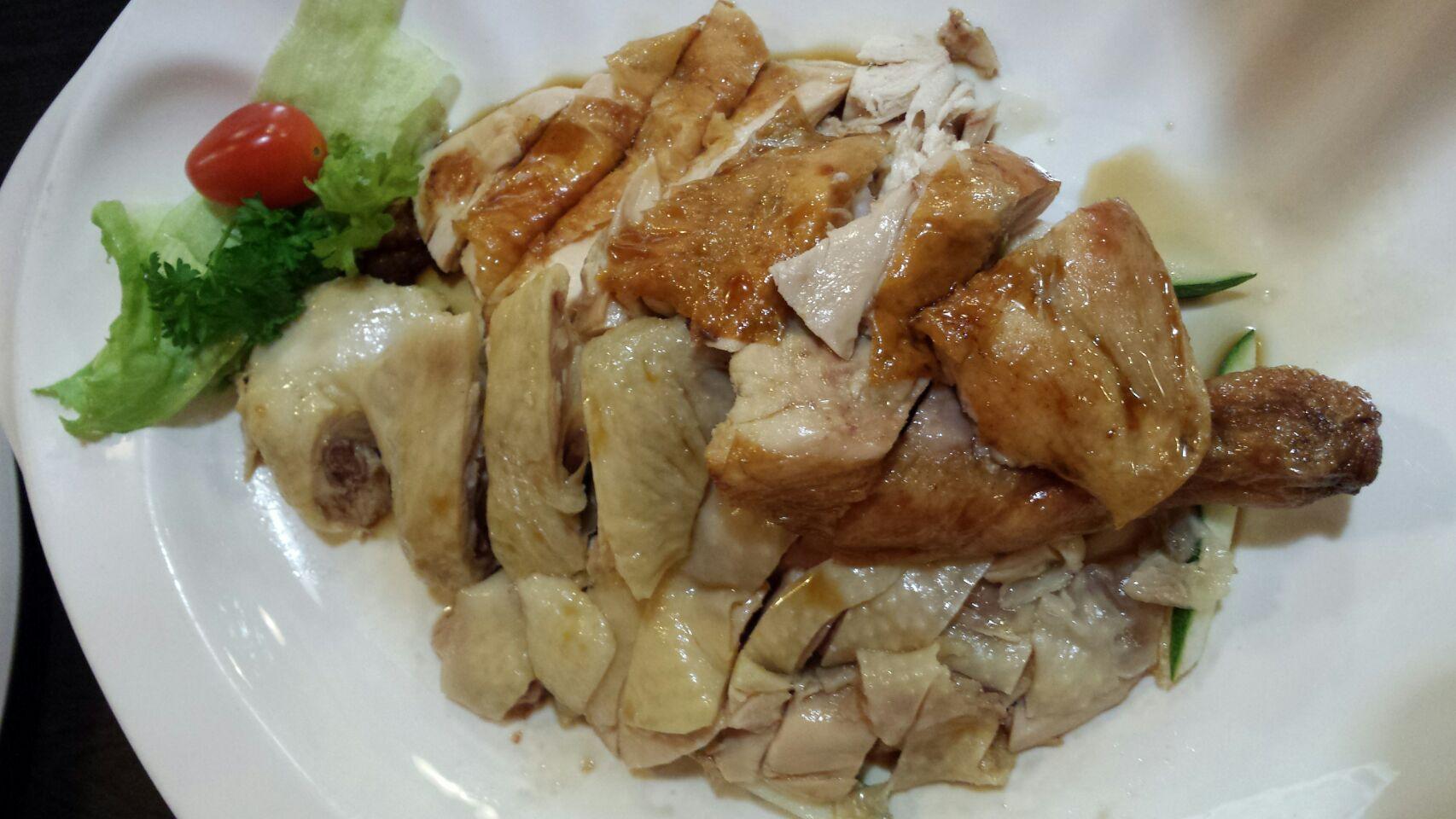 Half Chicken(mixed, 17.5)