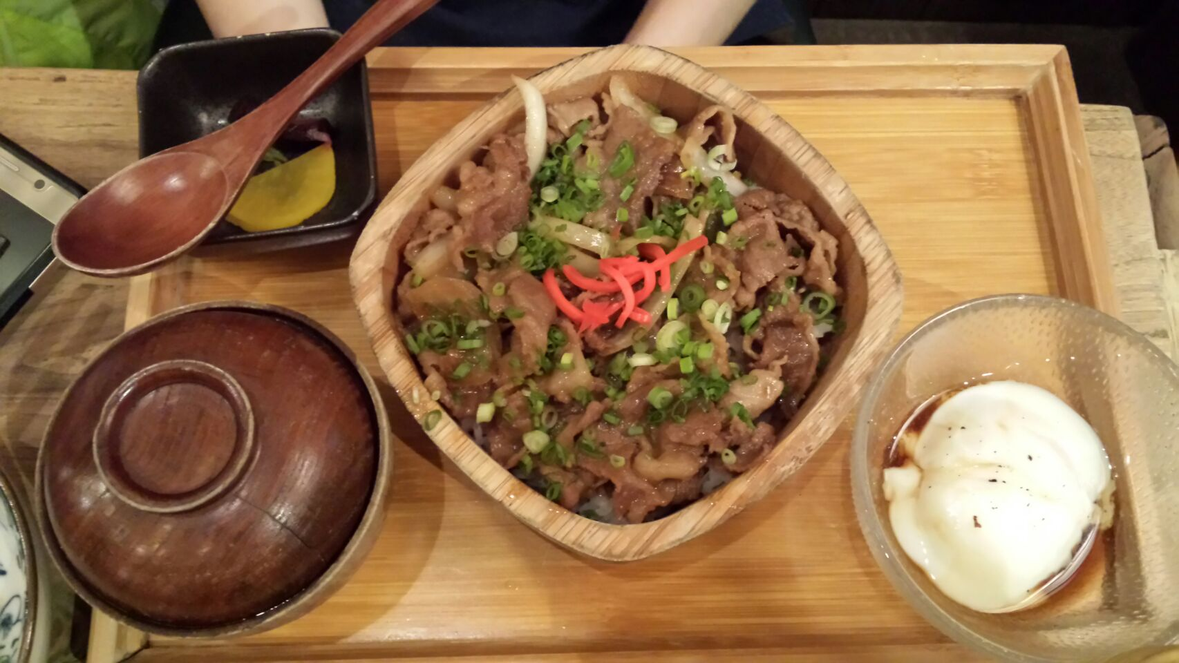 Gyudon Lunch Set 14++