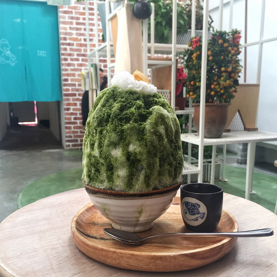 Japanese Shaved Ice