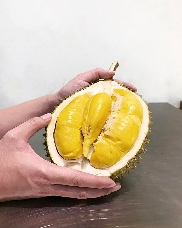 Some may say durian is an acquired taste.