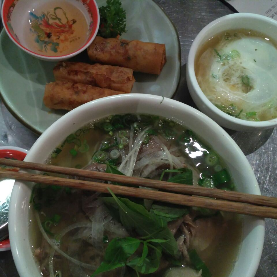 Pho Sure One Of The Best In Singapore!