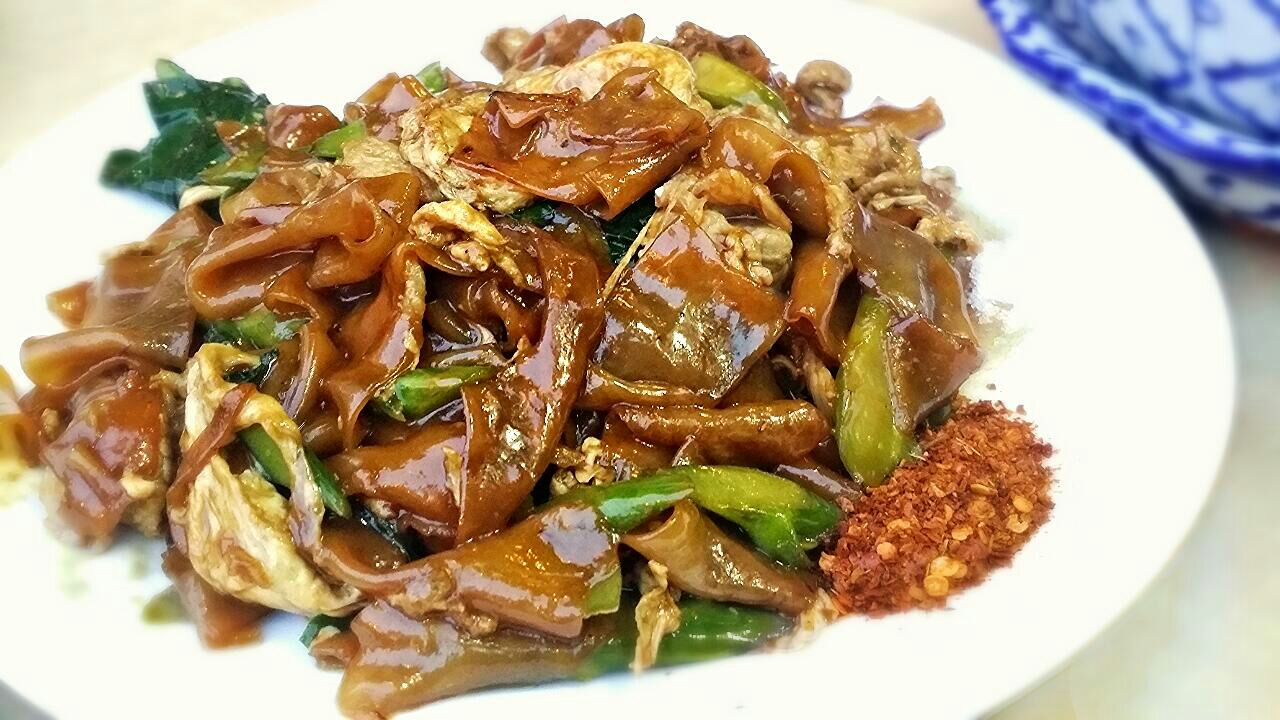 Thai Style Fried Kway Teow
