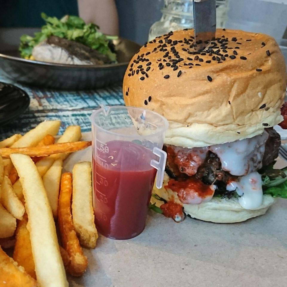 Really Hipster Halal Cafe Plus Good Food!