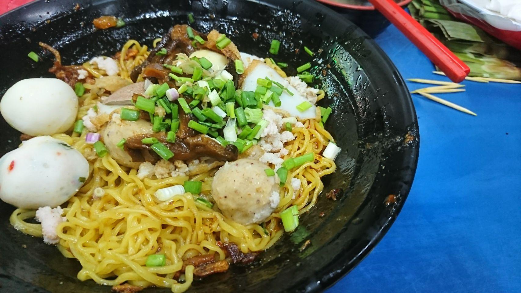 What A Legendary Bowl Of Noodles!!