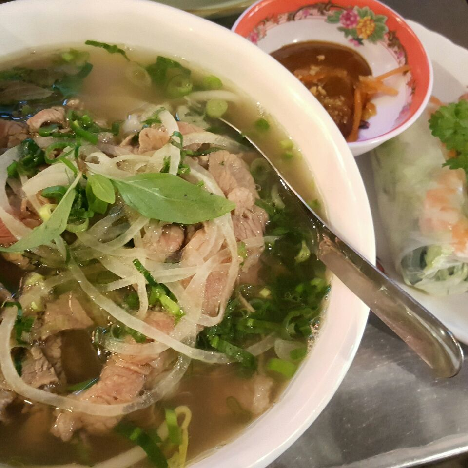 Every Try Had Been Pho Good ($8.90)
