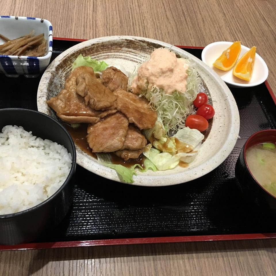 Pork Bento