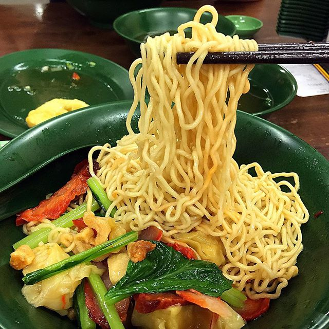 Time for wanton noodles!