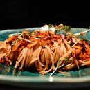 Capellini, the pasta that Iggy's immortalised and naturally, they make the best ones in town