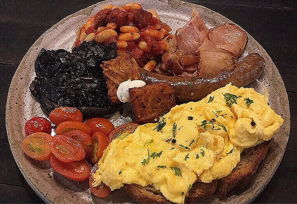 Common Man Full Breakfast  $27