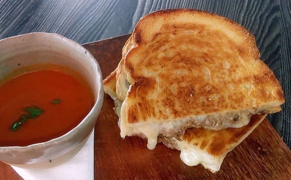 Grilled Cheese  $14