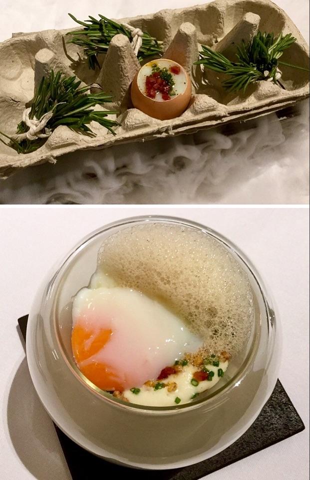 Rosemary Smoked Organic Egg