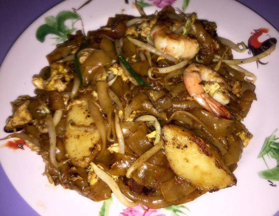 炒粿條 Char Kway Teow  $3