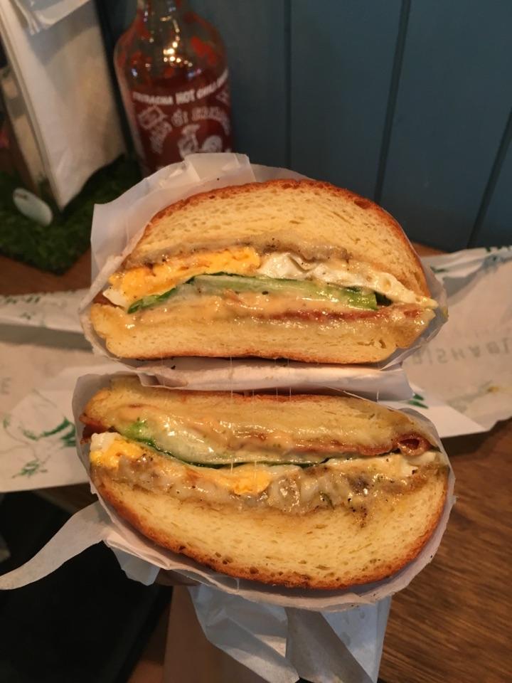 The Egg Sandwich