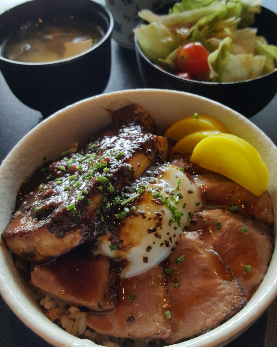 Foie Gras Truffle Yakiniku ($21.90)