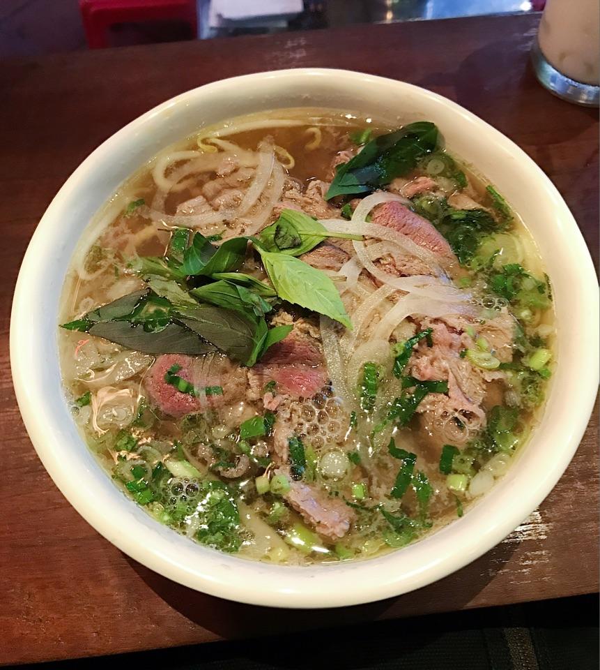 Pho Bo Tai Nam ($7.90)