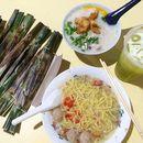#throwback last Sunday dinner at Bedok 85 with our favorites, otah, Ba Chor Mee, Chai Chee Porridge n Sugar Cane Juice!