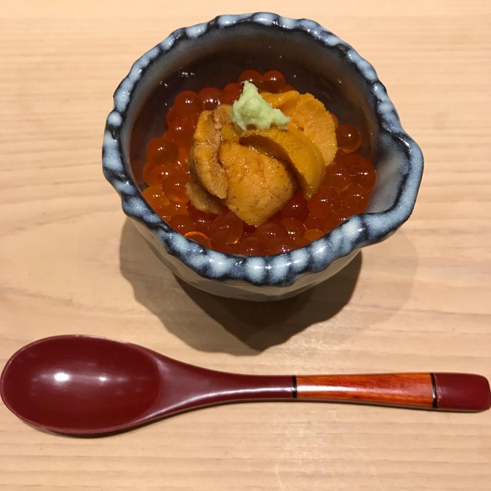 Fish Roe Rice Bowl