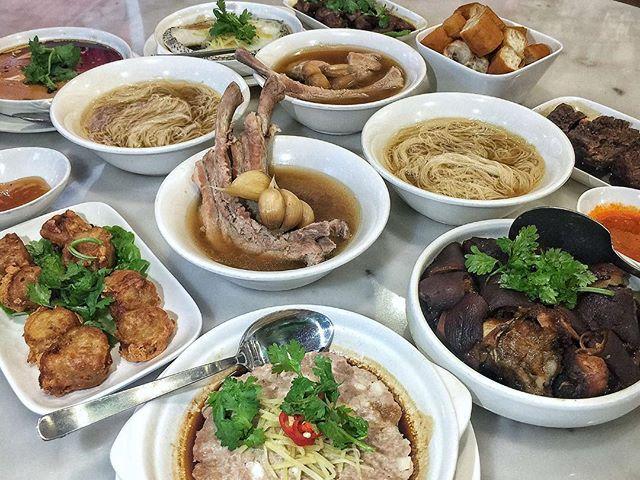 Unique Southeastern Food