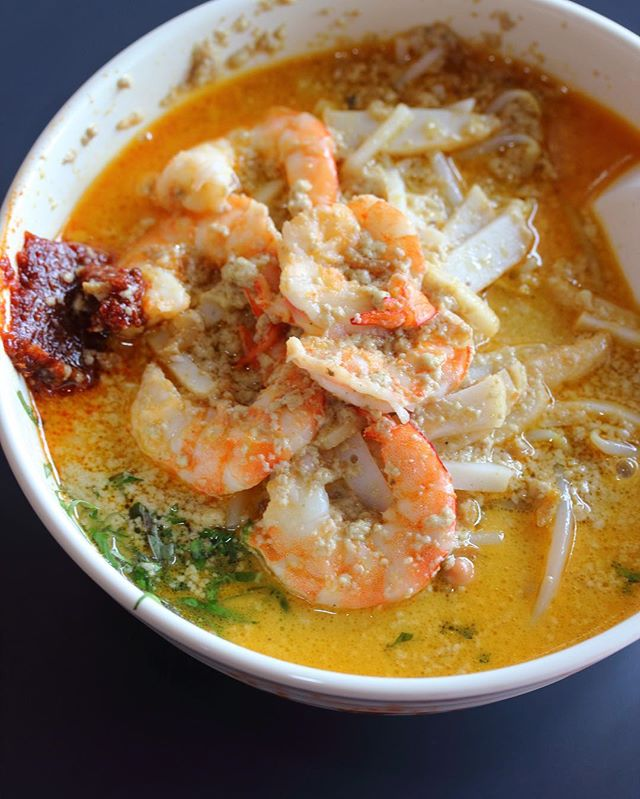 [The Original Katong Laksa] - The Original Katong Laksa or also known as Janggut Laksa has opened a new outlet at Upper Paya Lebar Road.