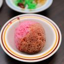 [White Rose Cafe] - Old school dessert, the ice ball from the Penang Hawkers Fare.