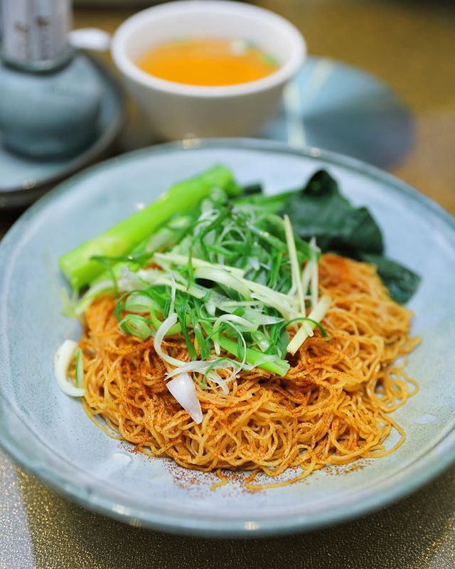 [Canton Paradise] - A must try at Canton Paradise is their noodle dishes.