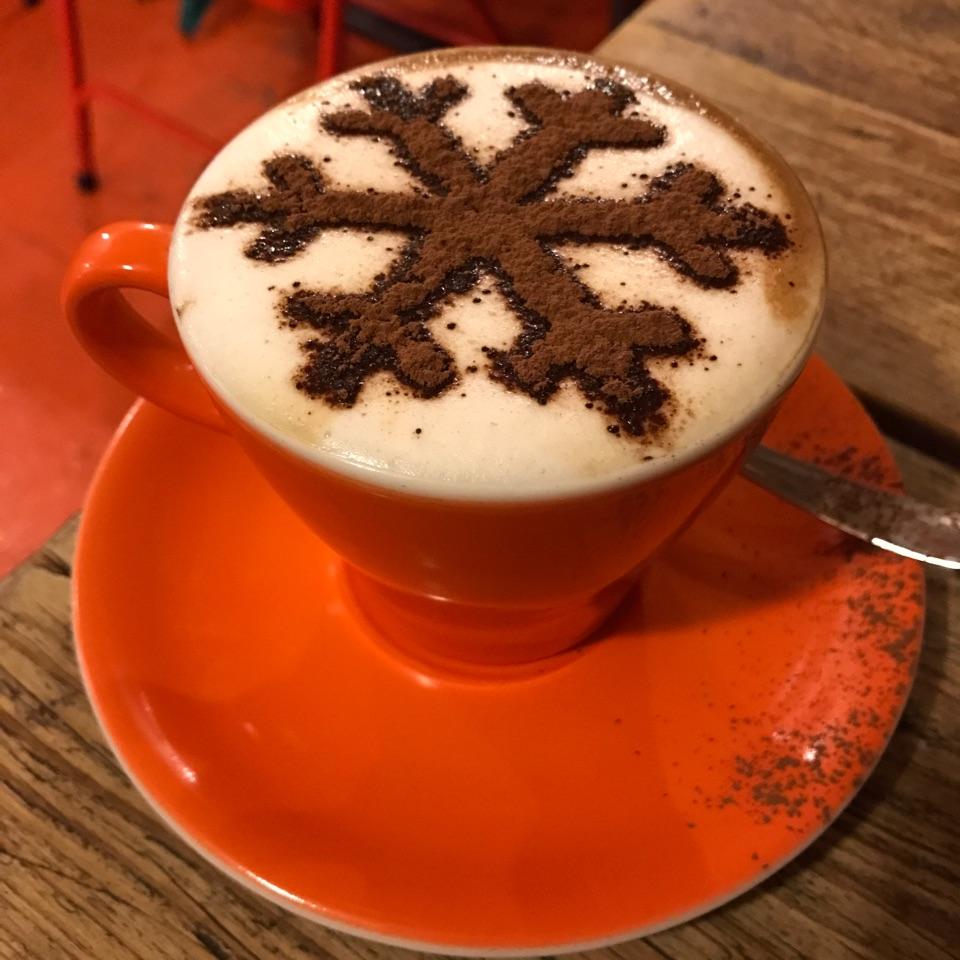 Caffeine Drip