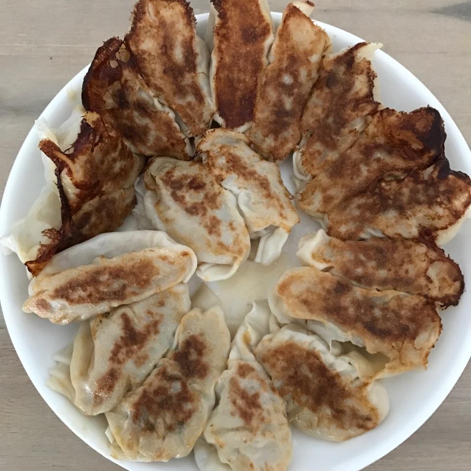 Gyoza Sunday Lunch