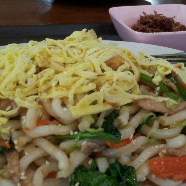 Raffles City Food Court Halal