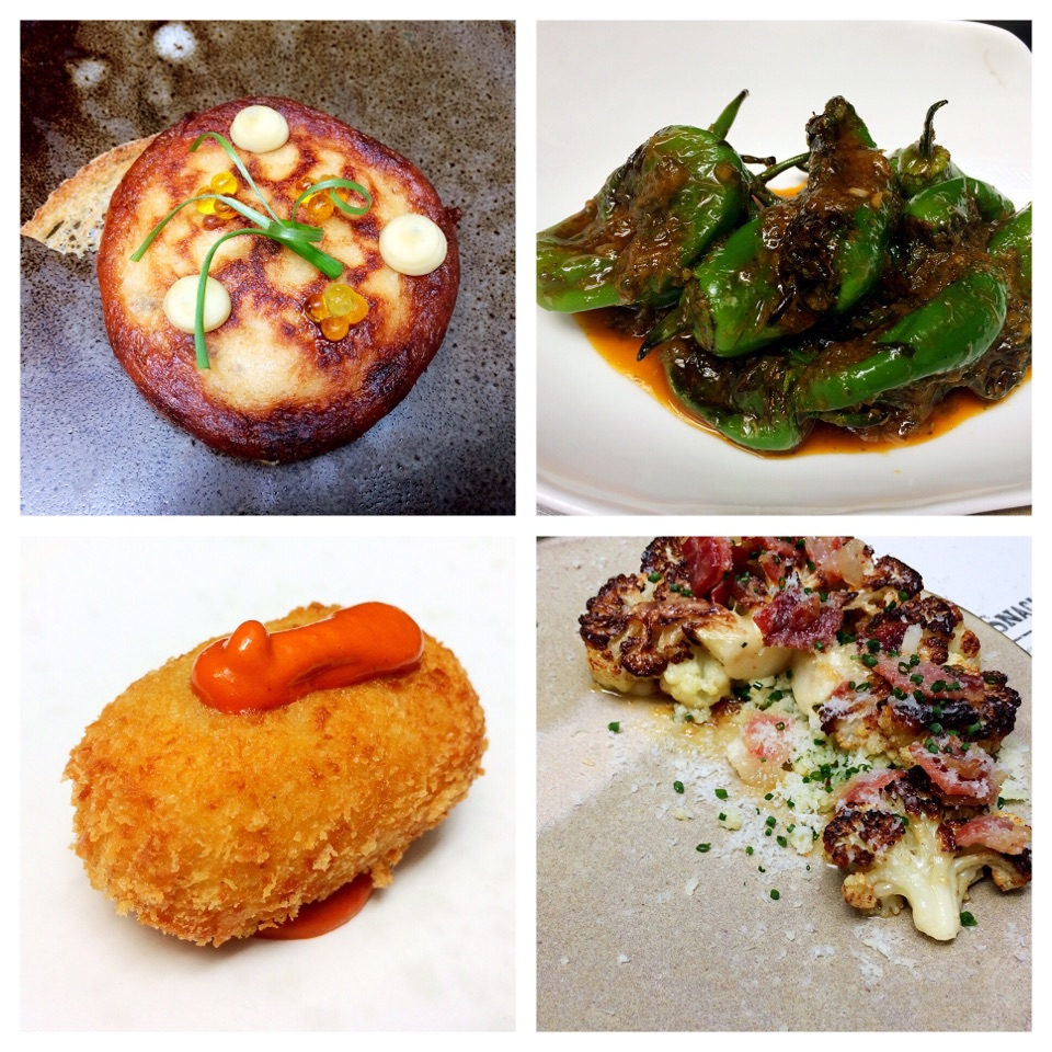 4 Course Set Lunch ($38++)