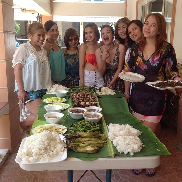 Buddle Fight Prepared By These Sexy Mommies Food Ihaw