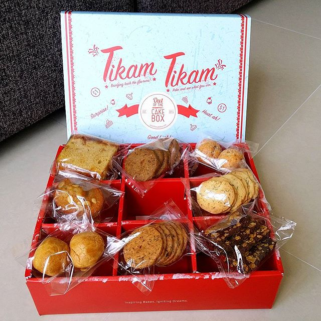 Looking for some special CNY goodies?