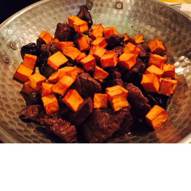 Beef Cataplanta