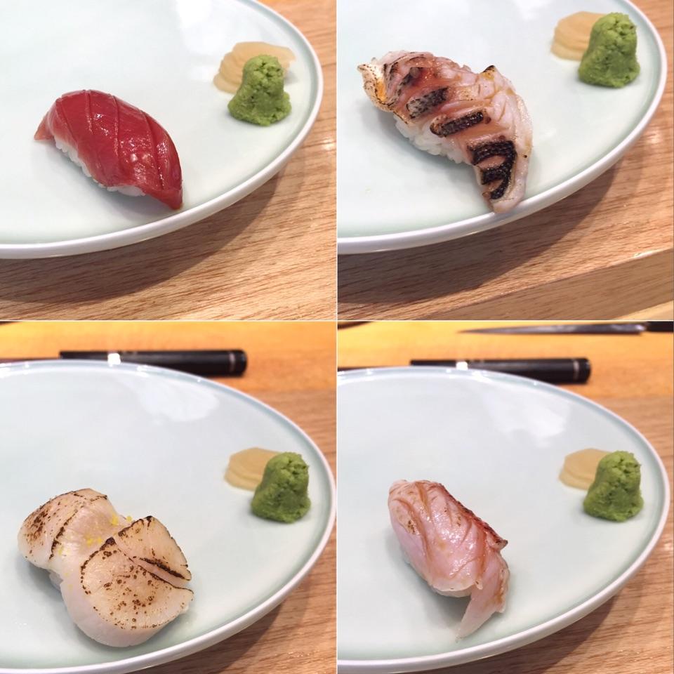 Chef's Specialty Nigiri
