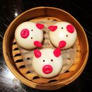 #AnythingAlsoEat - Salted Egg Custard Bun from Canton Paradise, @marinabaysands ~•~•~•~•~ Happy Hump Day!