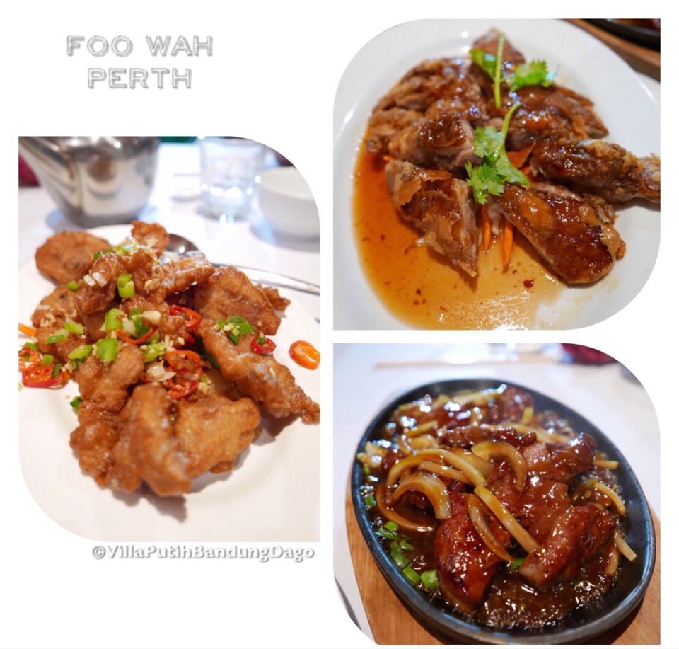 Foo Wah Seafood Chinese Restaurant Willetton Wa