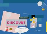 5 Super Discounts!