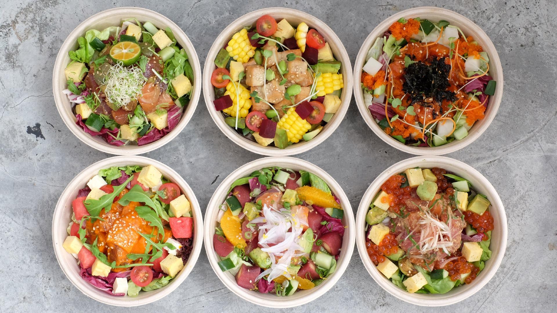 Good Healthy Food Singapore